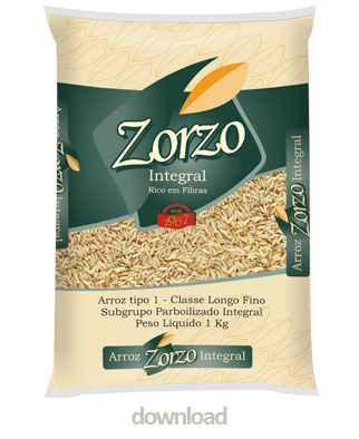 Arroz Zorzo Integral